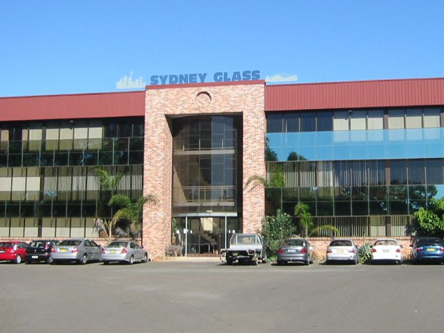 Sydney Glass Offices, 30 Short Street, Bankstown, NSW